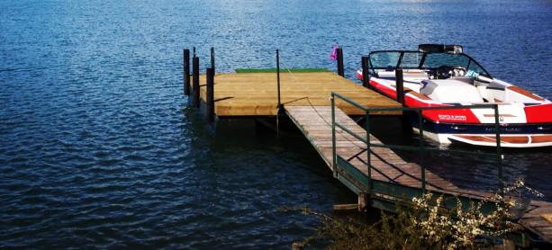 Lake Palas • Il Porticciolo