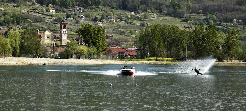 Lake Palas • Pernottamento