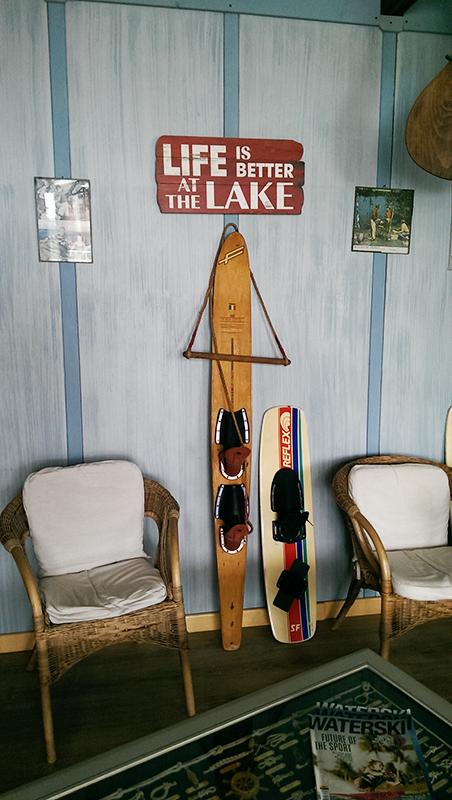 Lake Palas • Water Ski Park